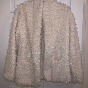 Love, Fire | Faux Fur Jacket